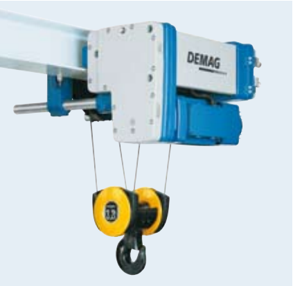 DEMAG ELECTRIC WIRE ROPE HOIST
